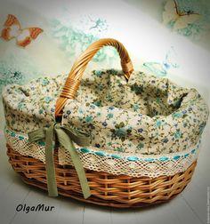 """Купить корзина пасхальная """"Лютики"""" - комбинированный, Пасха, пасхальный сувенир, пасхальный подарок, пасхальный декор"""