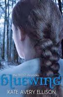 Dancing Barefoot in Sand and Snow: 2013 in books...Frost Chronicles by Kate Avery Ellison