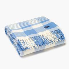 a61211ed05b Faribault Plaid Wool Throw
