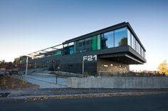 Fyrstikkalleén School  Architects: GASA Architects  Location: Oslo, Norway
