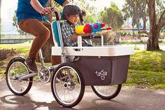Una bici para familias activas «