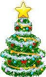 Karácsonyfa Hó