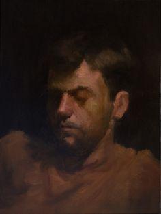 Study of a man - Jared Flynn