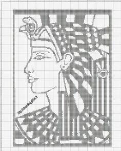Gallery.ru / Фото #55 - Древний Египет (схемы) - Olgakam