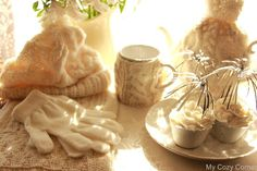 My Cozy Corner: Winter White Tea Time