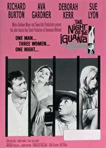 The Night of the Iguana.Tennesse Williams great american writer