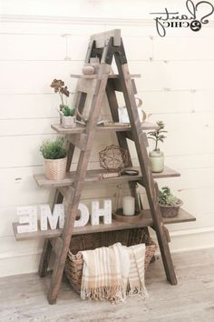 11 Hair Raising 5 Tips For Home Decor Best Ideas.Small Home Decoration DIY Sawhorse bookcase with free plans and only three tools Woodworking Shop Layout, Woodworking Projects That Sell, Green Woodworking, Popular Woodworking, Woodworking Plans, Diy Furniture Easy, Furniture Makeover, Furniture Ideas, Ladder Shelf Diy