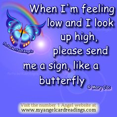 Angel Signs - Image quotes - Signs from the Angels - Signs from passed loved ones - Heaven - Page 5 - Mary Jac