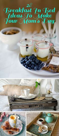 How To Make the Perfect Breakfast in Bed The Vivant
