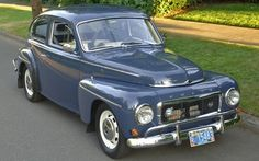 Volvo PV544. Made in 1962, not 1948 believe it or not.