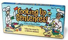 Cooking Up Sentences!