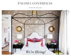 Paloma Contreras Design is Hiring! (La Dolce Vita)