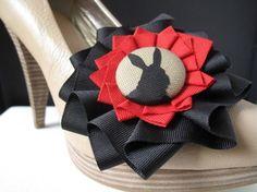 Rabbit Prize Ribbon for Shoes