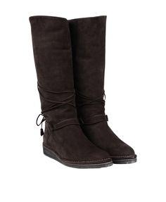 suede boots by Unützer