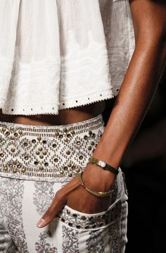 #summer #fashion / Isabel Marant details