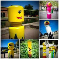 Le Cyklop - Eyes on the streets #Paint, #StreetArt, #Urban