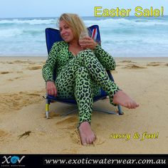 Weekly blog posted:  www.exoticwaterwear.com.au/blog/chuck-berry-legend/ Buy colourful stinger suits, burkinis, lycra suits online in bold exotic prints & patterns, UV sun protection UPF50+ full body swimwear with matching bikinis and sundresses for all watersports – UV sun protection swimwear!