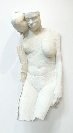 George Segal, Fragment: Figure VIII, 1970