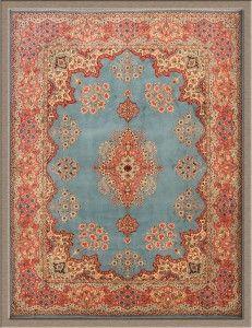 Persian Kerman Rug http://www.rugfirm.com
