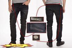 "DIESEL ""Tepphar"" Stretch Cotton Slim Carrot Fit Jeans 0833Y NEW NWT  #DIESEL #SlimSkinny"