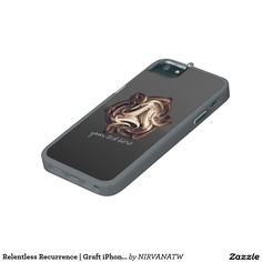 Relentless Recurrence | Graft iPhone 5/5S Cases