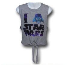 Ladies Star Wars shirt