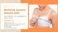Breast lift surgery or Mastopexy is a treatment that help to change the shape of breasts. YourBreast providing the best breast lift surgery cape town. Price Quote, Cape Town, Doctors, Surgery, Clinic, Confidence, Feels, Breast, How To Remove