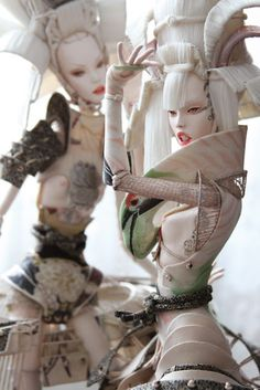 Valley of Dolls: The Popovy Sisters, the New Wave of Russian Art-Doll Designers