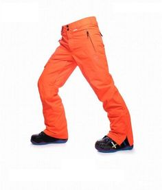 f46b68fe3e1 Men S Ski Pants Thicken Thermal Snowboarding Trousers Waterproof Pants For