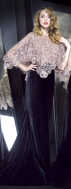 2014 Uzun Abiye Elbise Modelleri(2)_林洁 - 美丽鸟