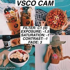 Vsco filters for food - vsco filter hacks vsco photography, ph Vsco Filters Summer, Best Vsco Filters, Free Vsco Filters, Insta Filters, Feed Vsco, Snapchat Instagram, Instagram Baddie, Foto Filter, Fotografia Vsco