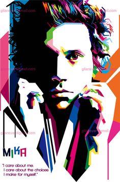 Mika Illustration