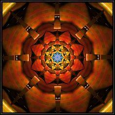 Mandala Copper by mdichow on deviantART