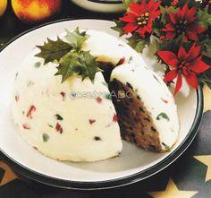 Karácsonyi fagylaltpuding | Receptek