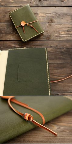 leather book cover | Duram Factory