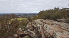 View from an escarpment overlooking Griffith township New South, South Wales, Wildlife, Australia, Landscape, Amazing, Water, Outdoor, Gripe Water