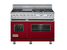 Apple Red #VikingRange    Must have in my new house!!