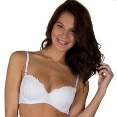 52296eef73e7d Candie s Bra  Push-Up Lace-Trim Balconette Bra - Juniors Bra Styles
