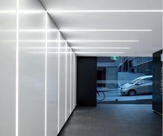 Vertical Wall Light