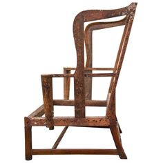 18th century wingback chair - Google Search