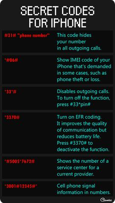 13 Secret Functions of Your Cell Phone You Had No Idea Existed Life Hacks Phone, Life Hacks Computer, Android Phone Hacks, Cell Phone Hacks, Smartphone Hacks, Iphone Hacks, Computer Science, Computer Coding, Computer Programming