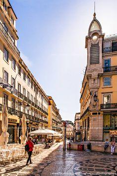 Chiado, Lisboa.