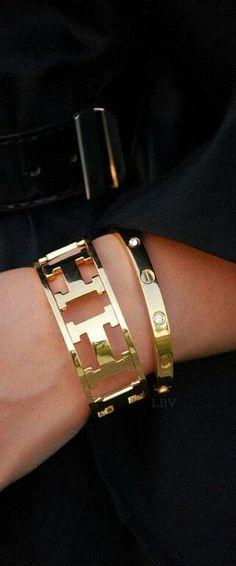 Hermes Cartier Pairing | LBV A14 ♥✤