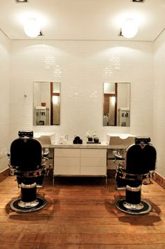barber shop at Noir