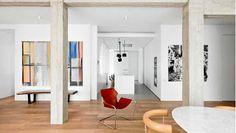 Marzua: ¿Casa o galería? Vivir rodeados de arte en Madrid....