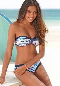 Bekleidung günstig kaufen   Bandeau-Bikini  