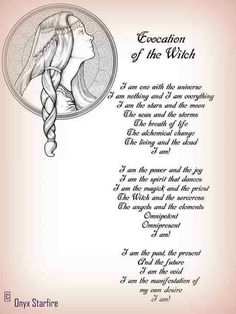 Invocation of the witch
