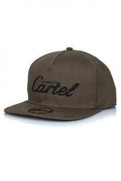 Innercity Cartel Snapback Cap - Khaki | 71Queens    Shop the whole Innercity Cartel best selling collection at www.71queens.com. New arrivals weekly! Free delivery available. #khaki #snapback