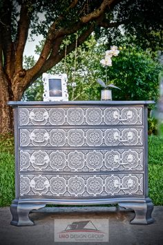 4 drawer chest by LMODesignGroup on Etsy