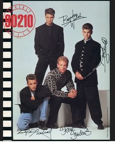 me n my brother made history Gray Things gray color with blue undertones Beverly Hills 90210, Brandon Walsh, Ian Ziering, Jason Priestley, 90s Tv Shows, Brian Austin Green, Luke Perry, Classic Tv, Beautiful Soul